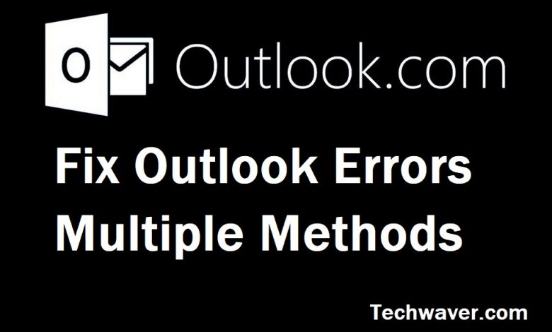 fix-outlook-error