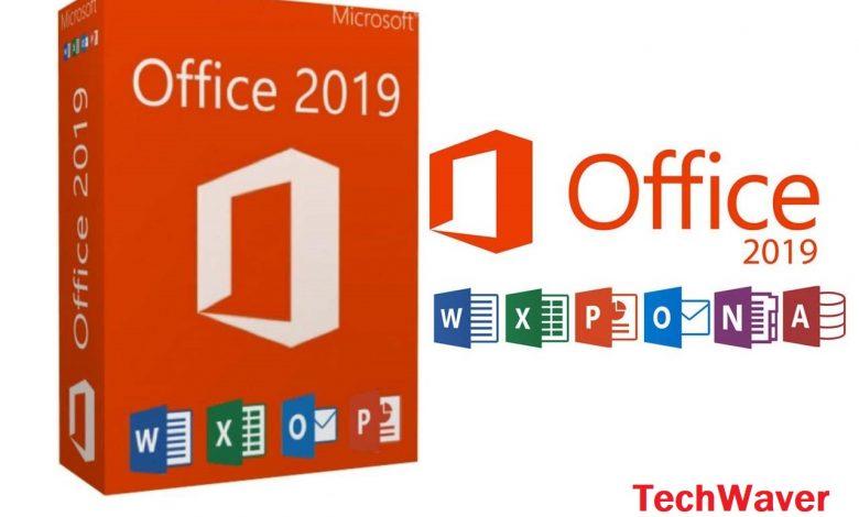 Microsoft Office Product key 2019