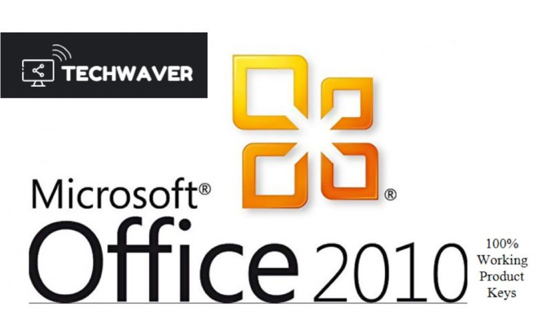 Microsoft Office Professional Plus 2010 Product Key