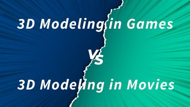 Photo of Difference Between Modeling for Games and Movies