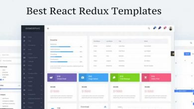 Photo of Best React Redux Templates That You Can Go For In 2021