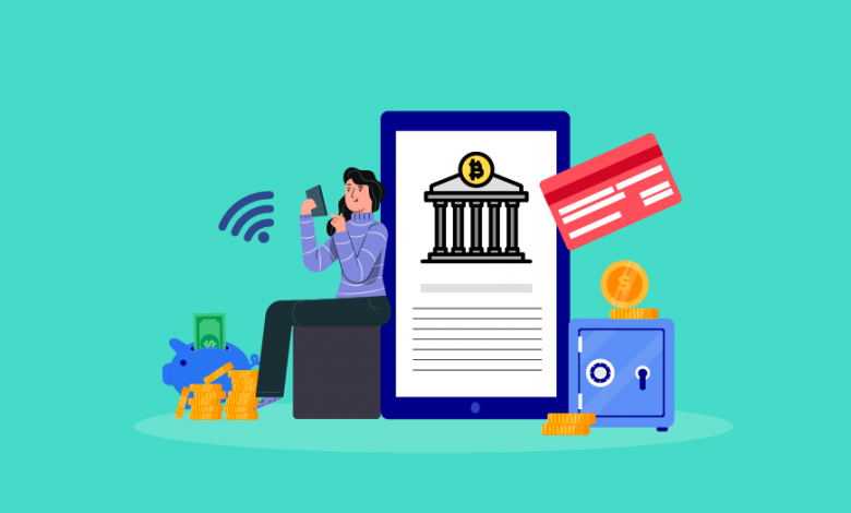 Functions Of The Bank's Mobile Application