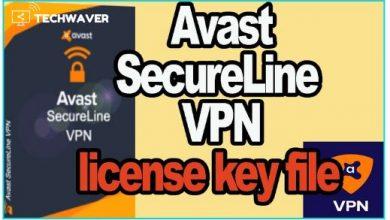 Photo of Free Avast Secureline VPN Key 2021