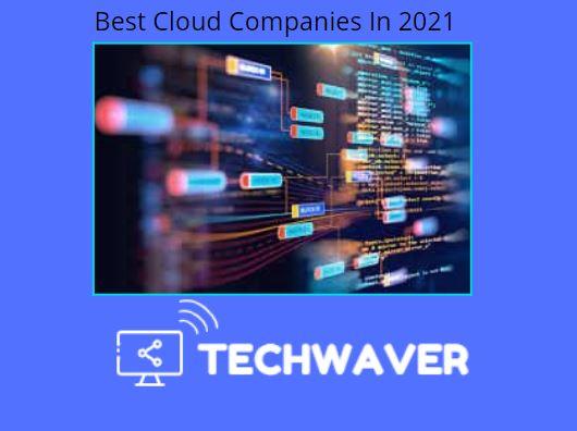Best Cloud Companies