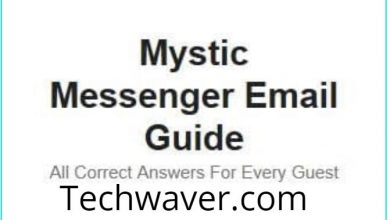 Photo of Mystic Messenger Emails All Correct Answers Guide For Everyone