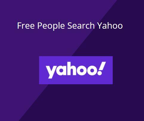 Free People search yahoo