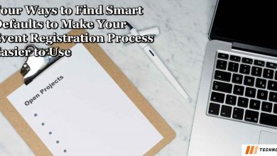 Photo of Four Ways to Find Smart Defaults to Make Your Event Registration Process Easier to Use