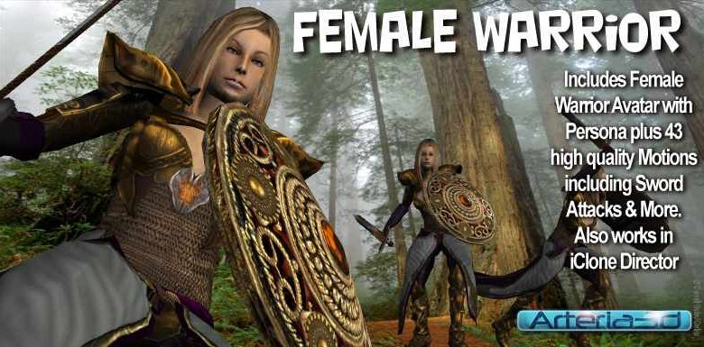 female warrior names
