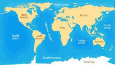 Photo of Famous Ocean Names In The World
