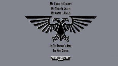 Photo of Best Warhammer 40k Quotes List